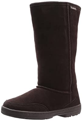 Women's Meadow Boots in Chocolate color, Size: 5