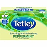 Tetley Peppermint Punch Tea Pack of 25 1286A, Pack Size [ 6 ] SKU TL11286