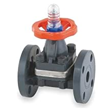 "Hayward PVC Diaphragm Valves, 1"" Flanged"