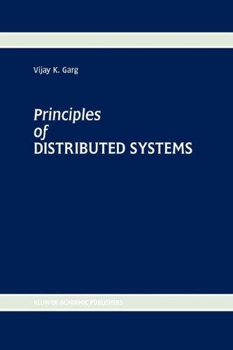 Grundsätze von verteilten Systemen