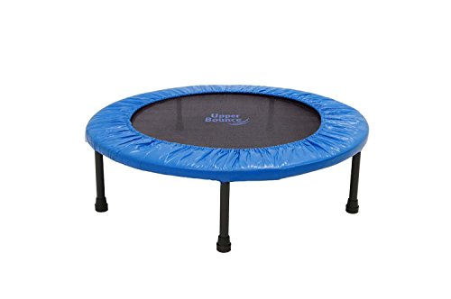 Upper-Bounce-40-Two-Way-Foldable-Rebounder-Trampoline-with-Carry-on-Bag-Included-By-BlueTECH