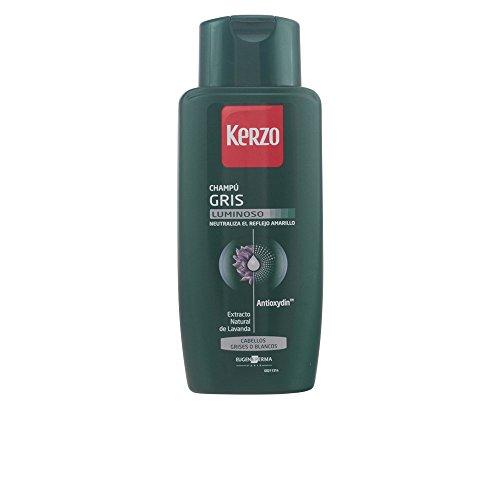 Kerzo KERZO SHAMPOO cabello gris 400 ml