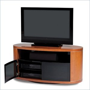 Cheap BDI Revo 52 Inch LCD/Plasma Wood TV Stand in Natural Stained Cherry (9981CH)