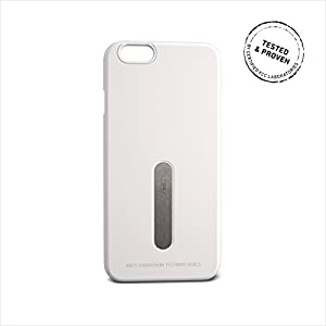 Vest Anti-Radiation Case Cover Radiation Protector for iPhone 6-6s Plus - White
