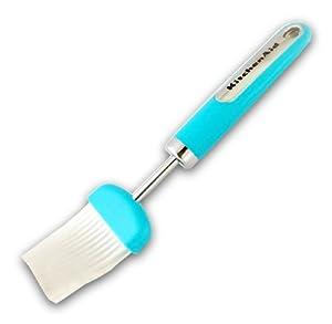 KitchenAid Basting Brush Turquoise Aqua