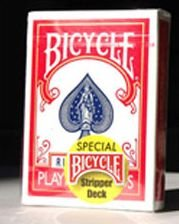 Bicycle Stripper Deck From US Playing Cards - The Magic Deck