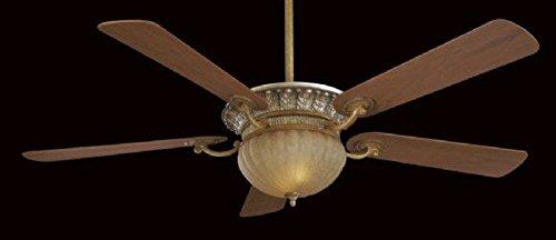 Minka Aire F702 Tsp Eight Light Tuscan Patina Ceiling Fan Omonononoonona