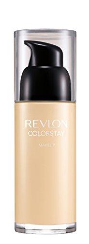 REVLON, Fondotinta Colorstay per pelli secche, flacone con dispenser, 30 ml, N° 200 Nude