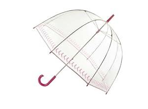 totes Pink Ribbon Bubble Umbrella from totes-ISOTONER