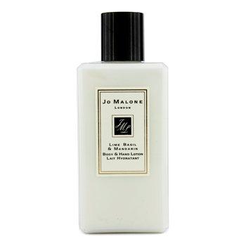 Jo Malone discount duty free Jo Malone Lime Basil & Mandarin Body & Hand Lotion 250ml/8.5oz