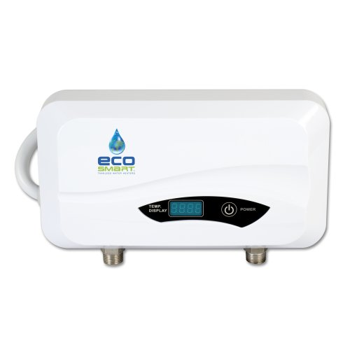 Ecosmart POU 3.5 Point of Use Electric Tankless Water Heater, 3.5KW@120-Volt (120 Volt Hot Water Heater compare prices)