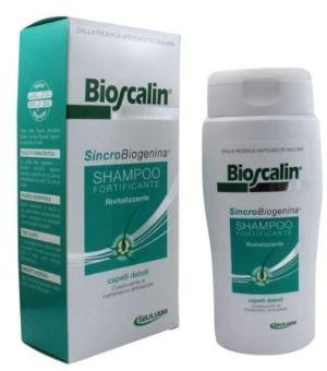 Bioscalin Sincrobiogenina shampoo fortificante rivitalizzante