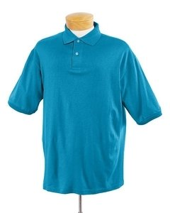 Jerzees 437 50/50 Jersey Polo - California Blue - L