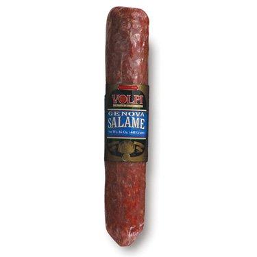 Volpi Genova Salami - 1 lb