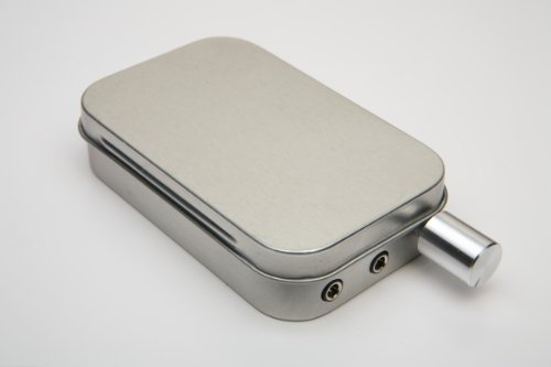 Audiophile Cmoy Headphone Amplifier Made With High Quality Parts-Blank Tin