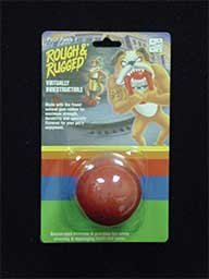 Rough And Rugged Solid Ball Dog Toy, 2 3/4