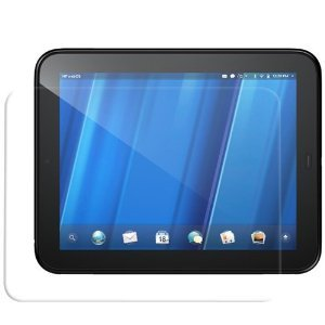 Fosmon Crystal Clear Screen Protector Shield for HP TouchPad