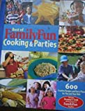 Family Fun Cooking and Parties Book