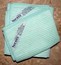 Norwex antibacterical antimicrobial microfiber kitchen cloth