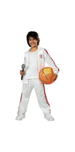 Troy Child Costume Deluxe- High School Musical