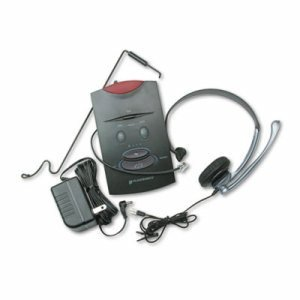 Plantronics Products - Plantronics - S11 System Over-The-Head Telephone Headset W/Noise Canceling Microphone - Sold As 1 Each - Connects To Single- Or Multi-Line Phones. - Hands Free Convenience And Comfort. - Noise-Canceling Microphone. - Compatible With
