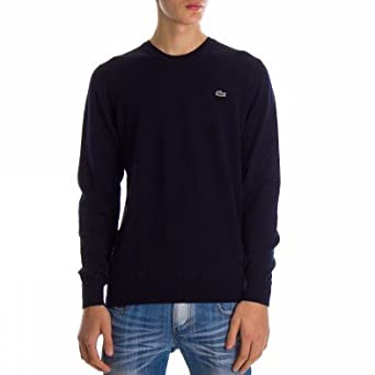 lacoste pullover woolmark ah7263 166 herren pullover. Black Bedroom Furniture Sets. Home Design Ideas