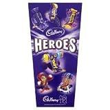 Cadbury Heroes Chocolates 350g