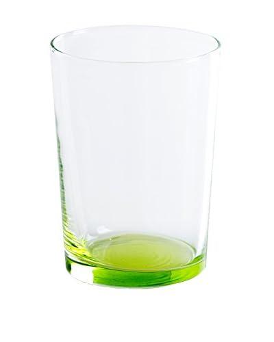 Shiraleah Set of 6 Lime Simplicity 16-Oz. Highball Glasses