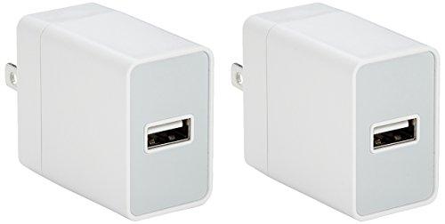 amazonbasics-one-port-usb-wall-charger-24-amp-white-2-pack