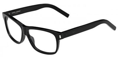 Yves Saint Laurent Yves Saint Laurent Classic 5 Eyeglasses-0807 Black-55mm