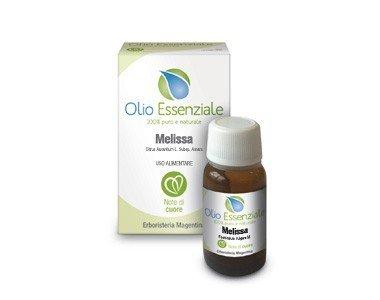 Olio Essenziale MELISSA 10 ml uso alimentare