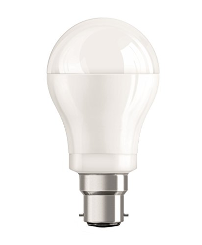 14W B22D Classic A LED Bulb (Frosted Yellow)