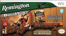 Remington Bird Hunt with Camo Gun Bundle