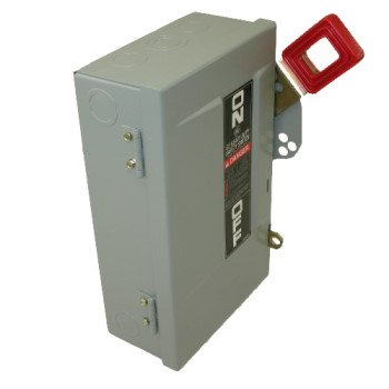 Ge Spec-Setter® Heavy Duty Safety Switch Fusible Disconnect