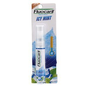 Fluocaril Icy Mint Mouth Sprays 7ml.