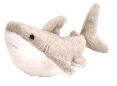 Itsy Bitsy Great White Shark (5-inch) - 1
