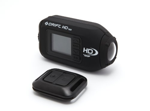 DRIFT HD 720 Professional HD Action Camera (Black)