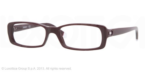 DKNYEyeglasses Donna Karan New York DY4610B 3510 EGGPLANT DEMO LENS