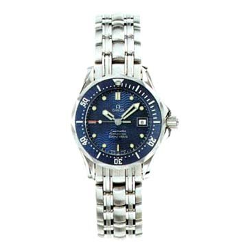 Omega Seamaster Women's Steel Watch 2583.80