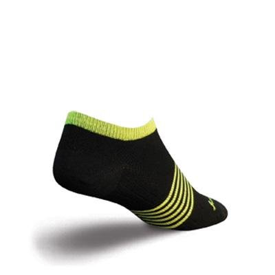 Buy Low Price SockGuy No-Show Tech Team Cycling/Running Socks (B007RJH6CW)