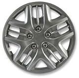 "Pike & Co. Logic 13"" PHANTOM WHEEL TRIM SET [Pack of 1] - Min 3yr Cleva Warranty"