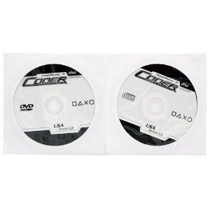 PS2 - Swap Magic - 2-Disc Set - NTSC - CD and DVD, CODER SWAPMAGIC 3 PLUS, USA VERSION 3.8