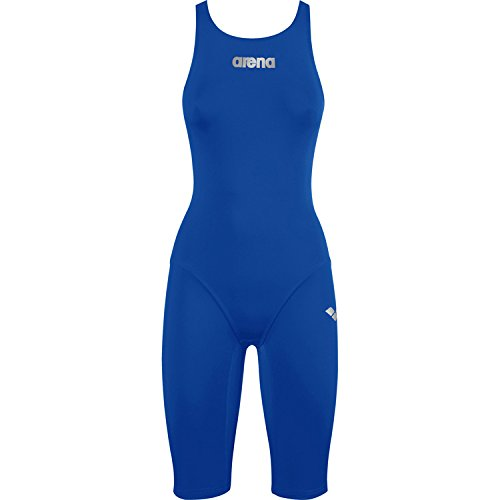 Arena Powerskin ST - Costume da gara donna, Blu (Royal), IT 32