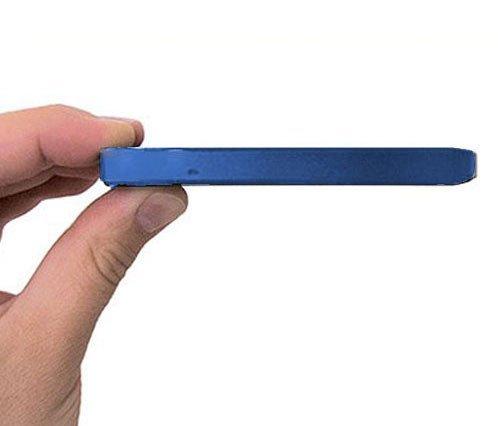 Bipra 500GB 2.5 inch USB 2.0 FAT32 Portable External Hard Drive - Blue