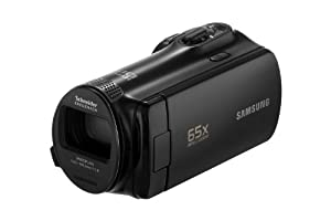 Samsung SMX-F50BN SD Camcorder with 65x Zoom (Black) (Discontinued by Manufacturer)