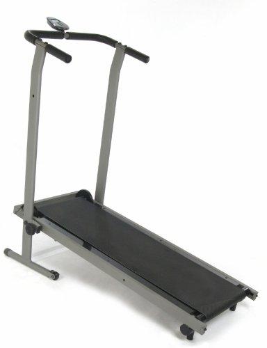 Stamina-InMotion-Manual-Treadmill-Pewter-Grey-Black