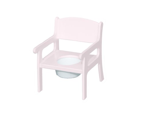 Little Colorado Soft Pink Potty Chair
