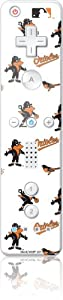 MLB - Baltimore Orioles - Baltimore Orioles - Oriole Mascot - Repeat - Wii Remote... by Skinit