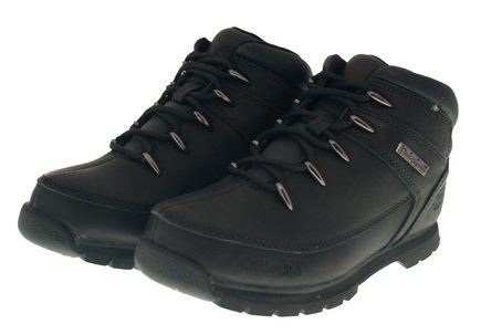 Kids Timberland 53788 Euro Sprint Boots Black