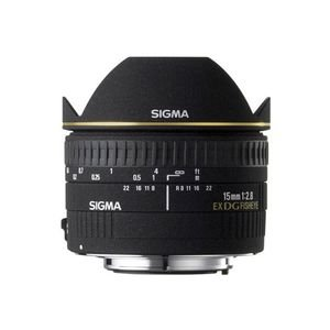 Sigma 15mm f2.8 Diagonal Fisheye For Nikon Digital & Flim SLRCameras Black Friday & Cyber Monday 2014